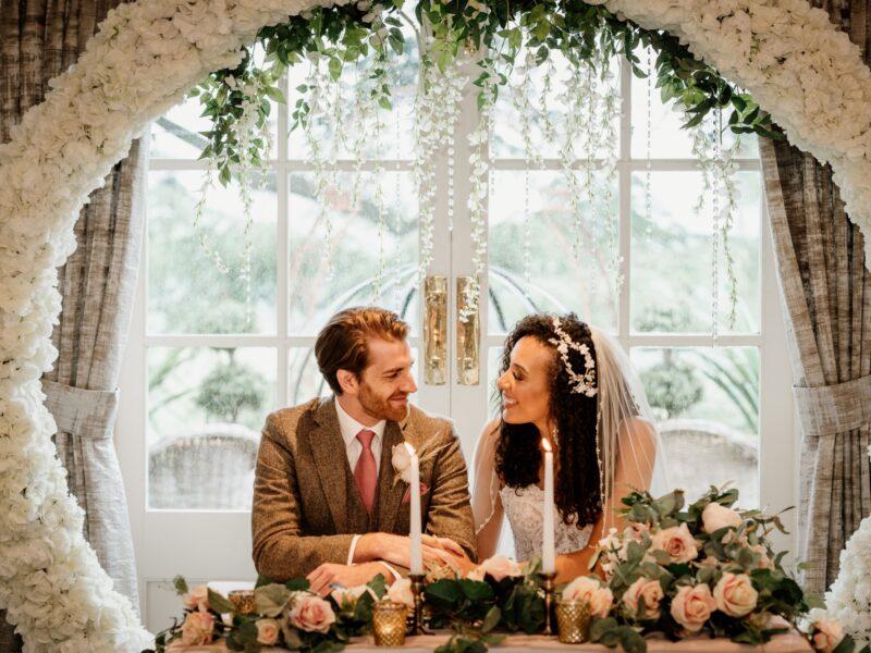 wedding arch, floral arch, white arch, wedding arch hire, wedding hire, floral display, wedding flowers, backdrop hire, wedding backdrop, white arch, white floral arch, derby wedding, wedding archway